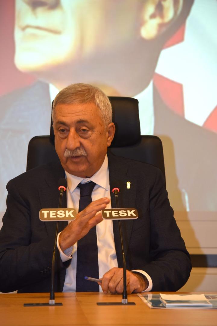 """""""ESNAFA VERİLEN DESTEKLER 1 YIL DAHA SÜRMELİ"""""""