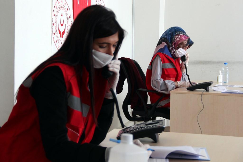 COVİD-19'DAN YAKINLARINI KAYBEDENLERE PSİKOSOSYAL DESTEK