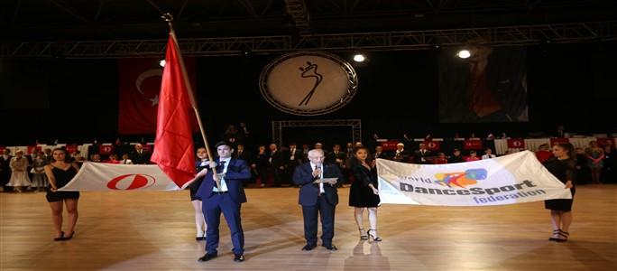 ODTÜ Dans Sporu Şampiyonası'na 334 Dansçı Katıldı