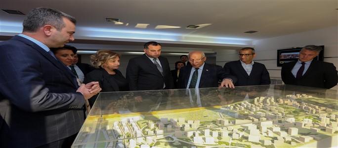 Başkentin CHP'li Belediyeleri Buluştu