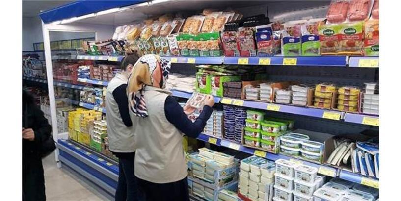 7 ayda 705 bin gıda denetimi yapıldı