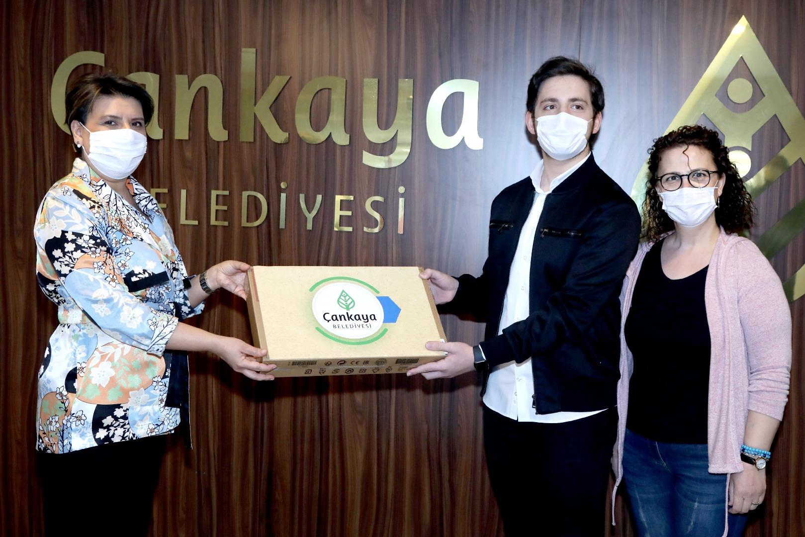 Çankaya online YKS'den Türkiye derecesine