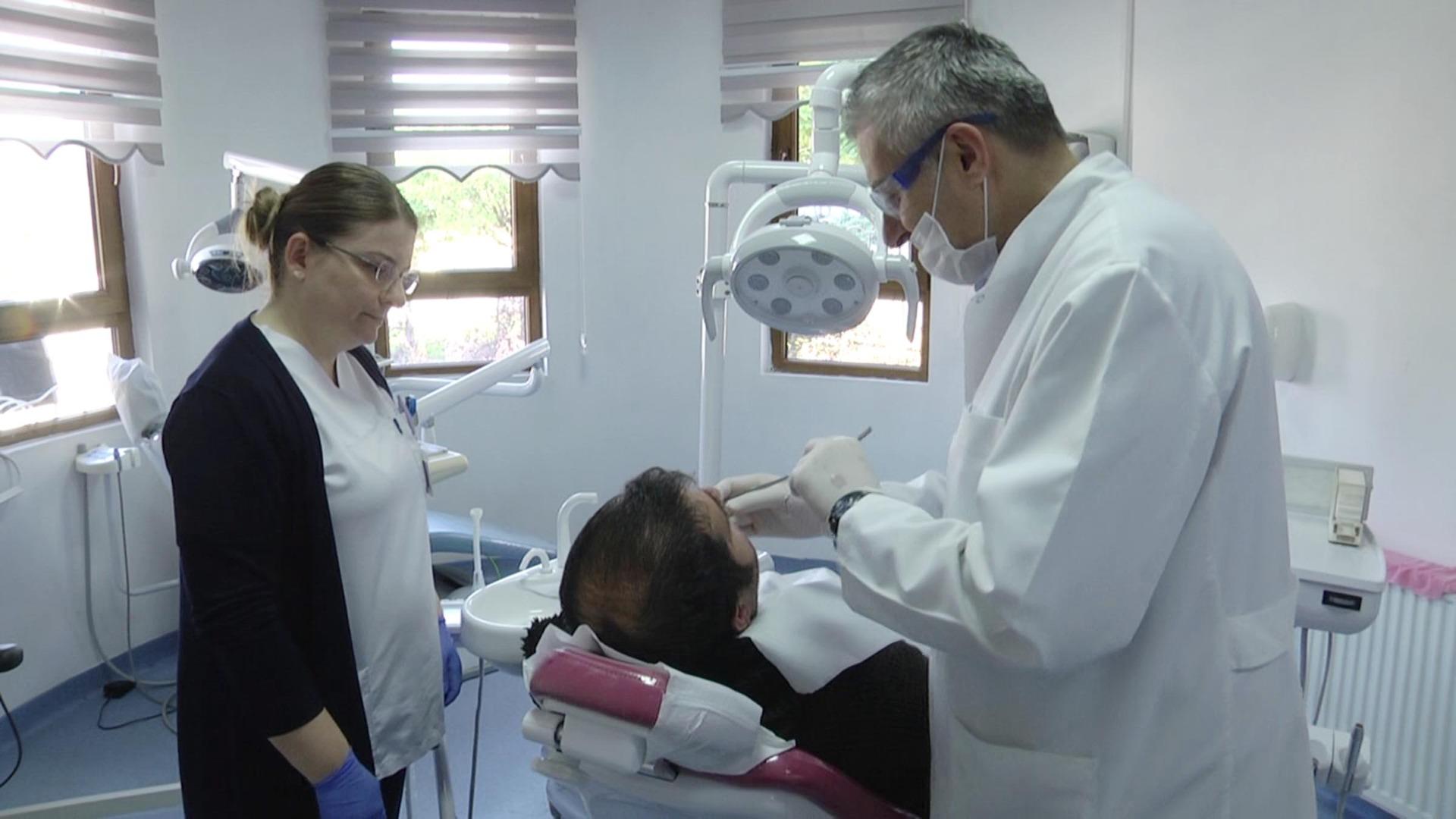 Gölbaşı Belediyesinden ücretsiz diş sağlığı hizmeti