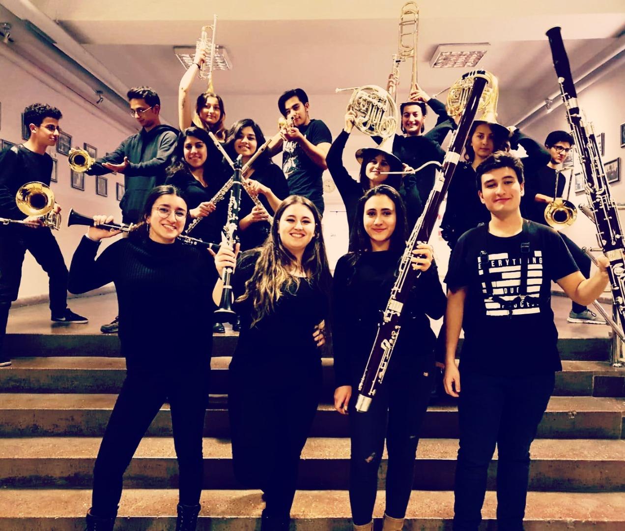 Yeni soluklu bir orkestra
