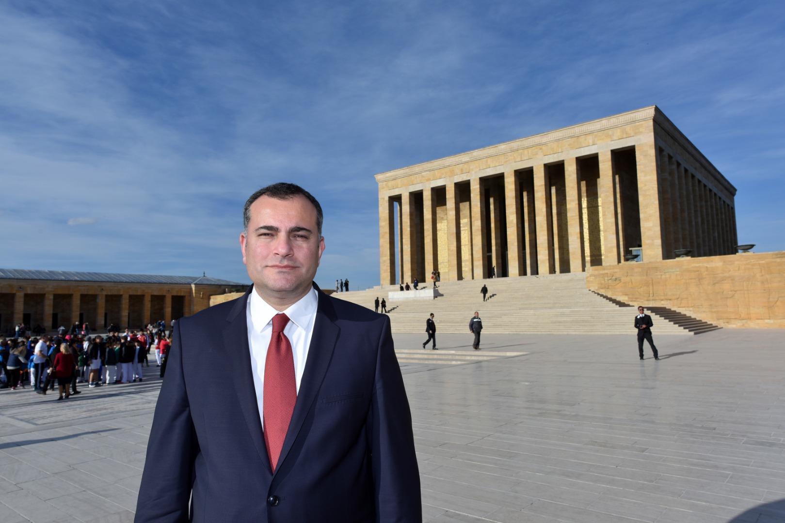 Taşdelen: Anıtkabir'in etrafının imara açılmasına asla müsaade etmeyeceğiz
