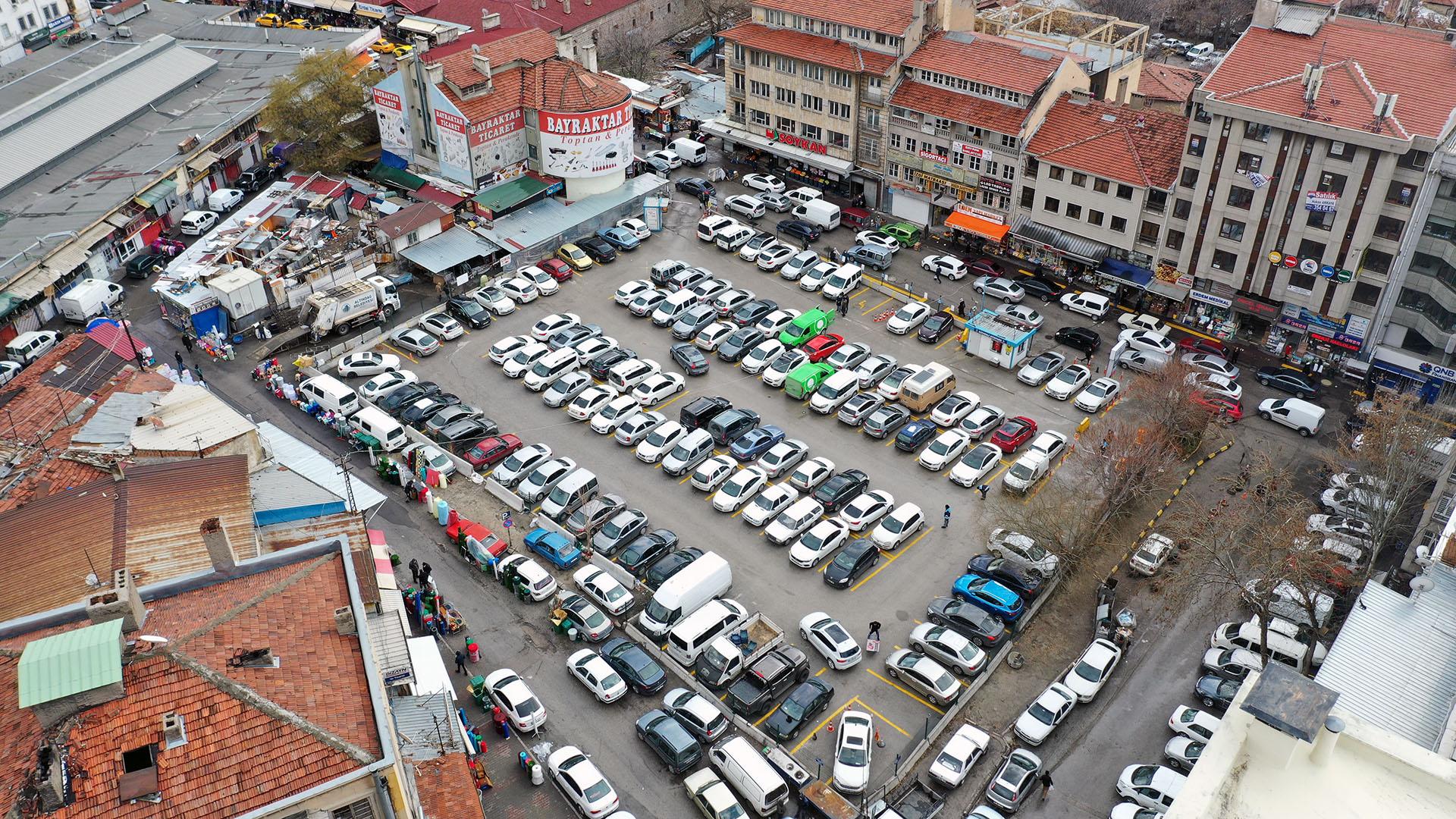"""Büyükşehir'den """"ulus modern kültür ve sanat merkezi"""" için mimarlık yarışması"""