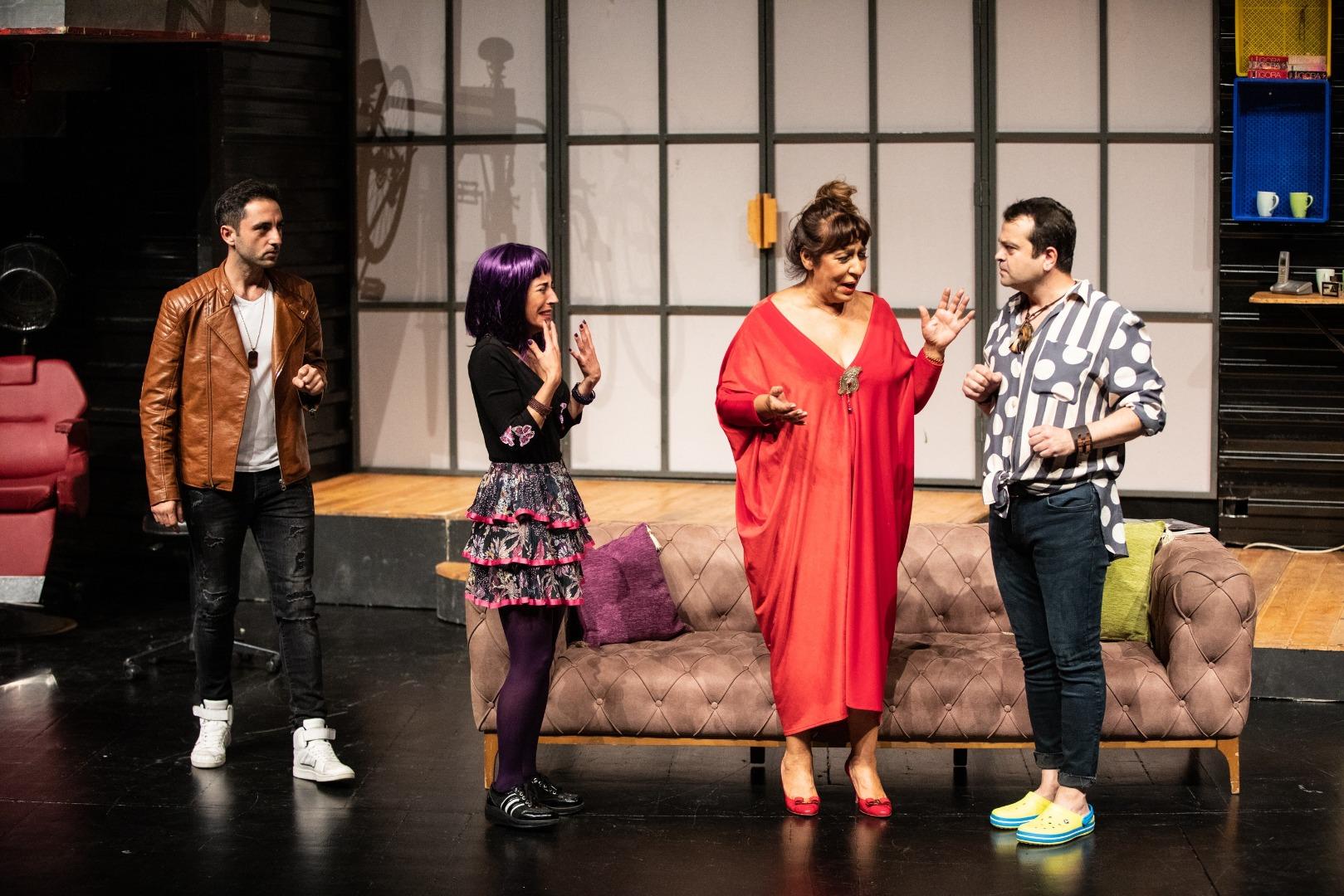 Tiyatrokare'nin üç oyun Ankara'da