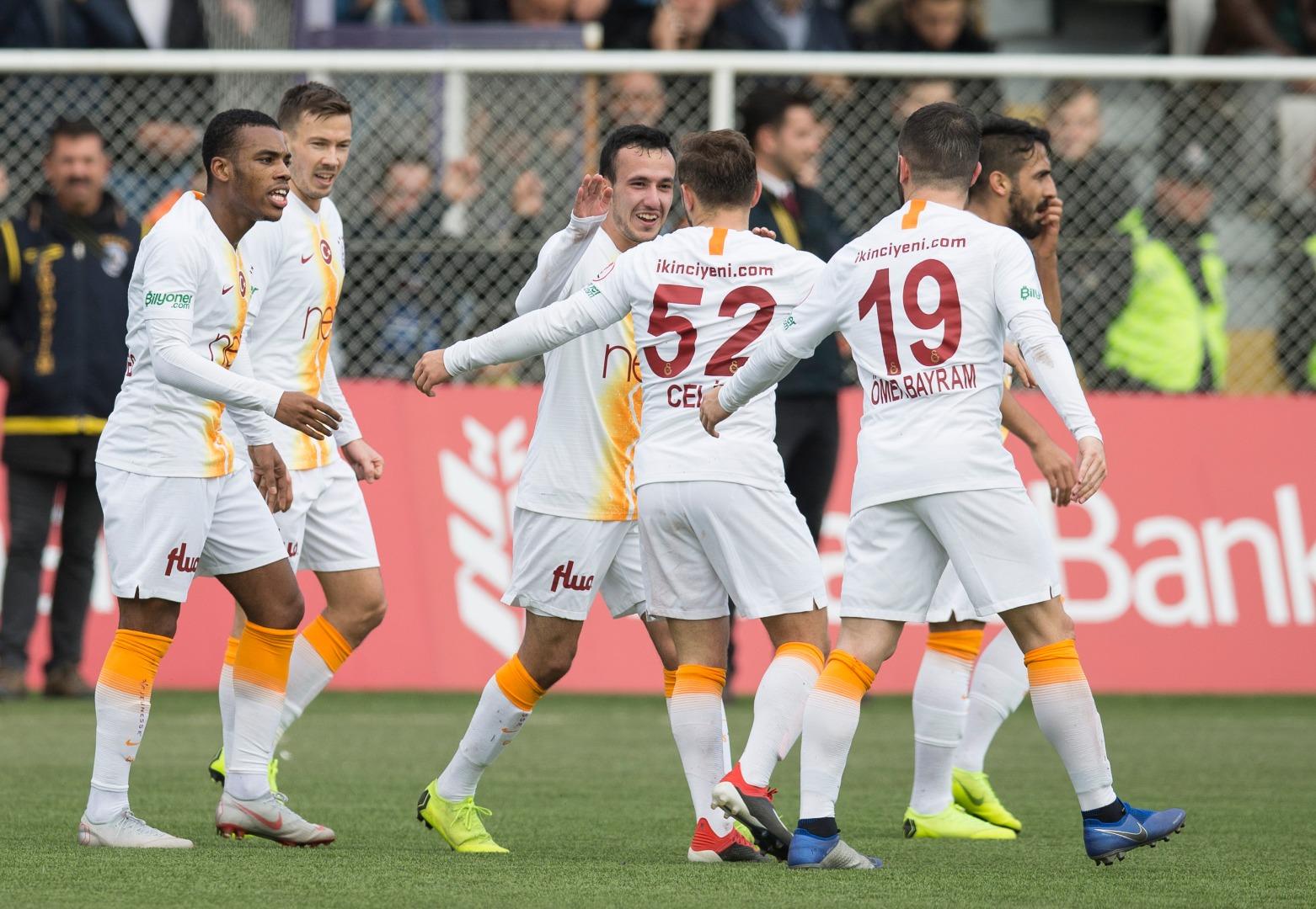 Keçiörengücü-Galatasaray maçından notlar