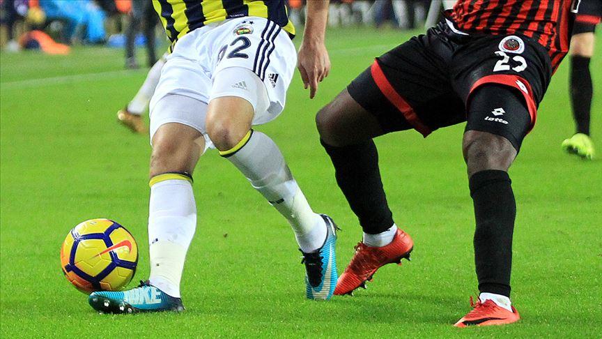 Gençlerbirliği yarın Fenerbahçe'ye konuk olacak