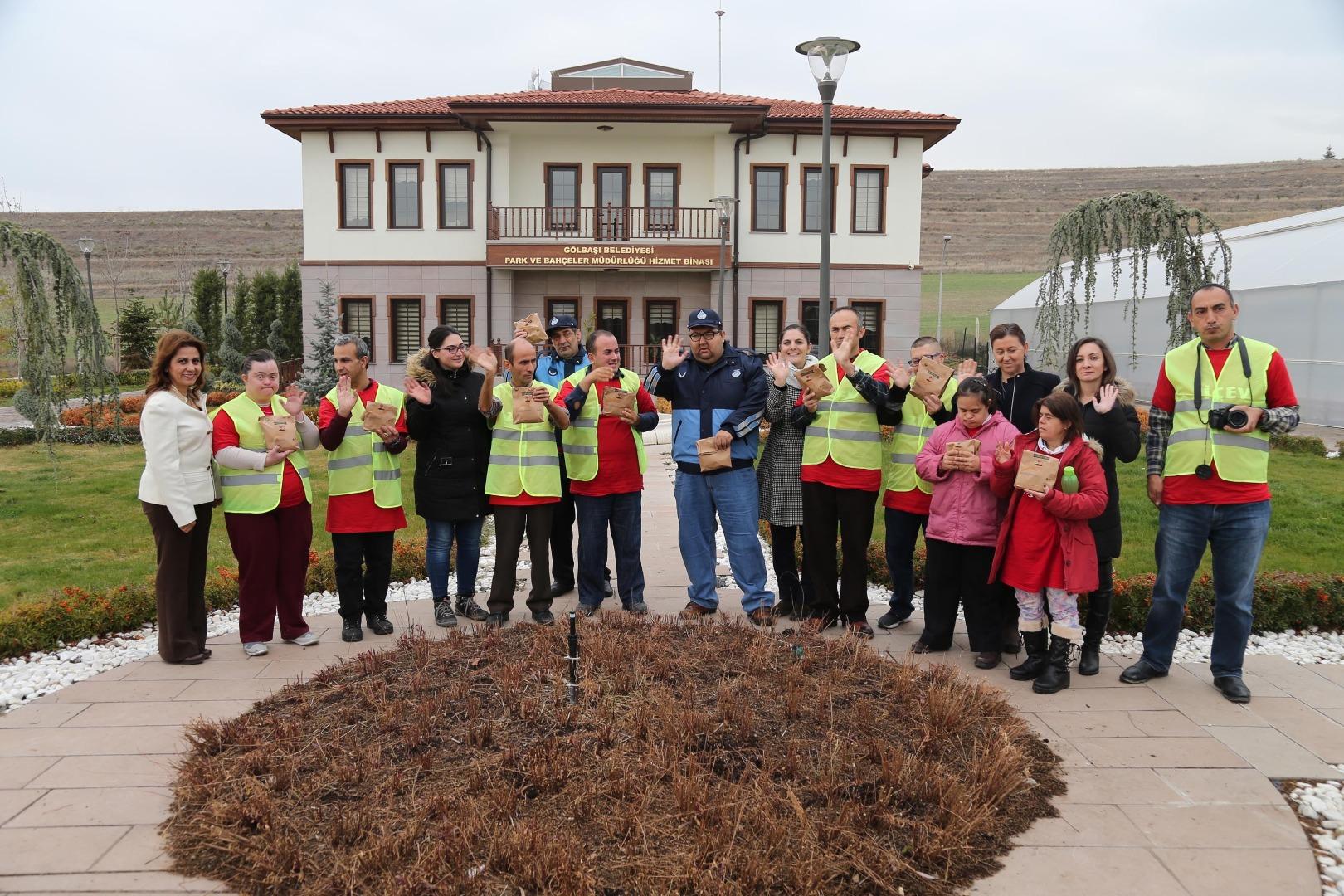ZİÇEV'li öğrenciler bir günlüğüne belediye personeli oldu