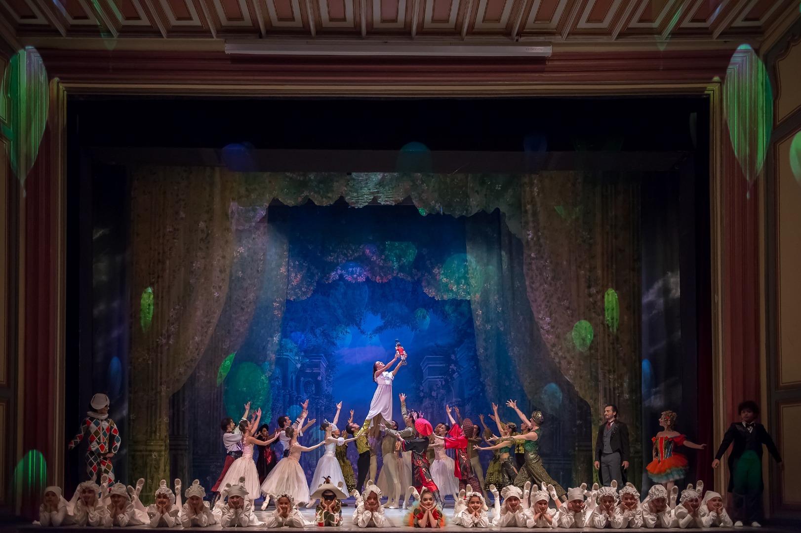 """Ankara Devlet Opera ve Balesi'nde """"Fındıkkıran"""" zamanı"""