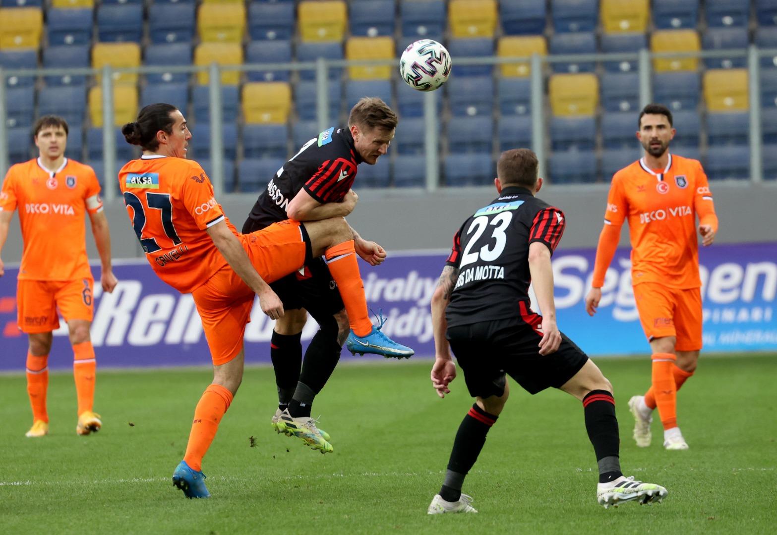 Gençlerbirliği'nin galibiyet hasreti 11 maça çıktı