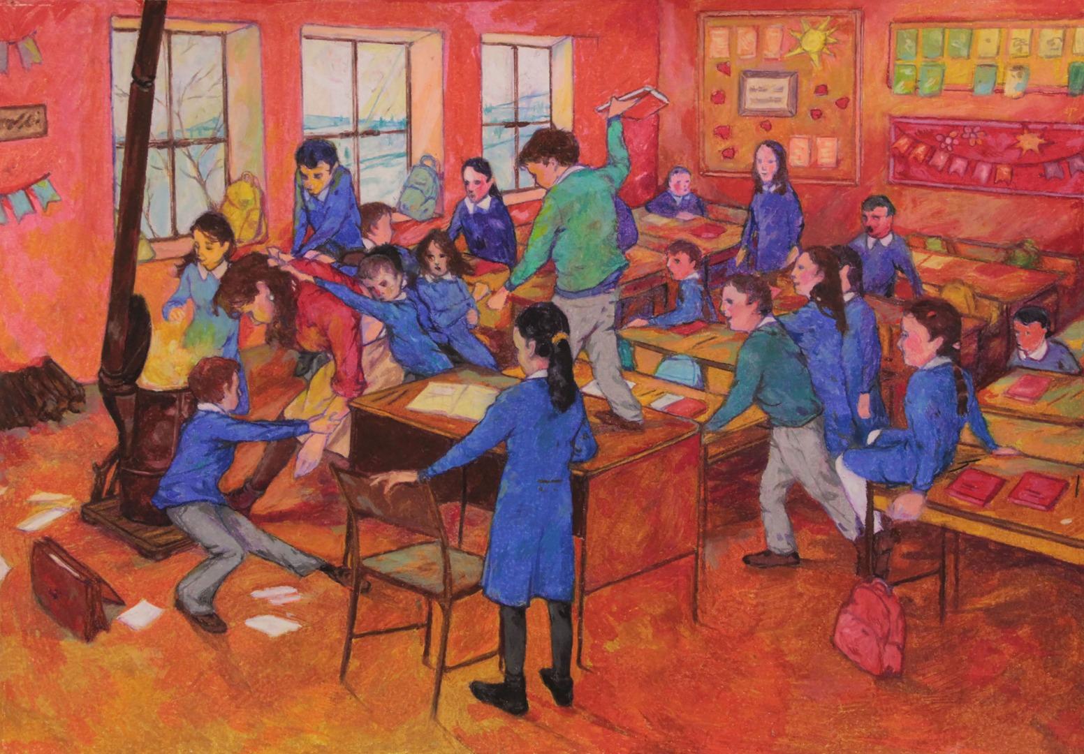 """Genç sanatçılardan güncel sorgulamalar """"Sarsılan İmge"""""""