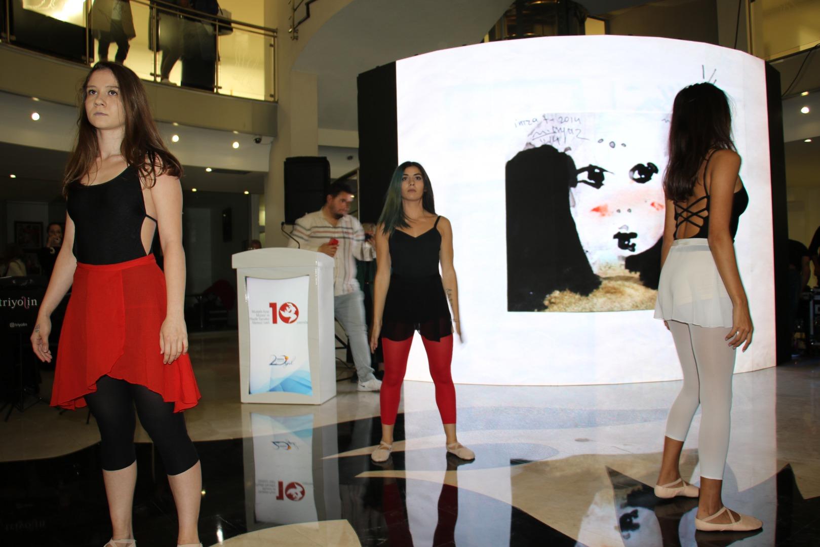 Mustafa Ayaz Müzesi 10'uncu yılını kutladı