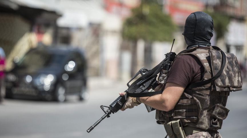 Başkentte terör örgütü DEAŞ operasyonu