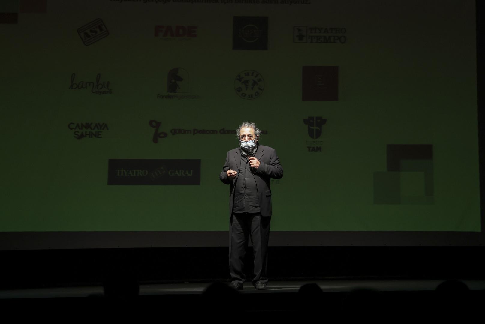 Ankara Tiyatro Kooperatifinin 1. Olağan Genel Kurulu yapıldı