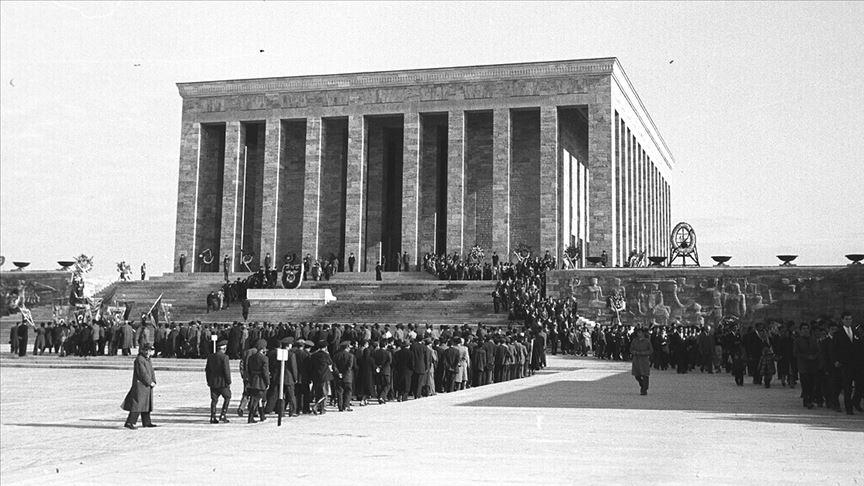 Atatürk'ün 'son yolculuğu'na ilişkin belgeler Anıtkabir'de