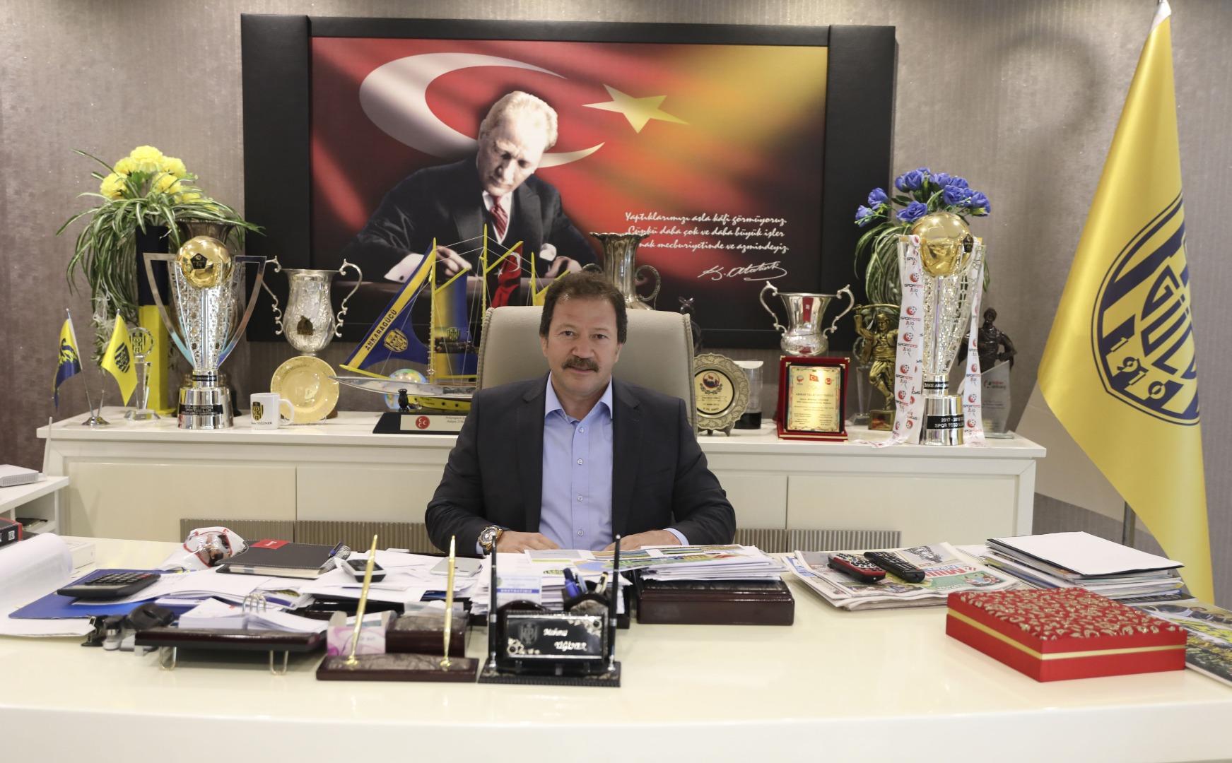 MKEAnkaragücü'nün Süper Lig'de 50. sezonu