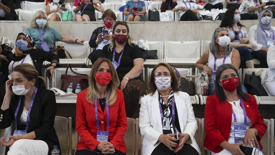 CHP Kadın Kolları 14. Olağan Kurultayı