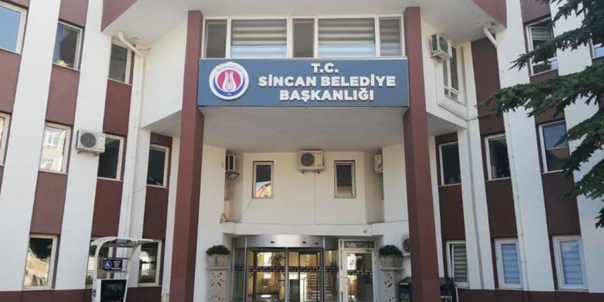 Ankara'nın Sincan ilçesindeki küçük sanayi alanı satılacak