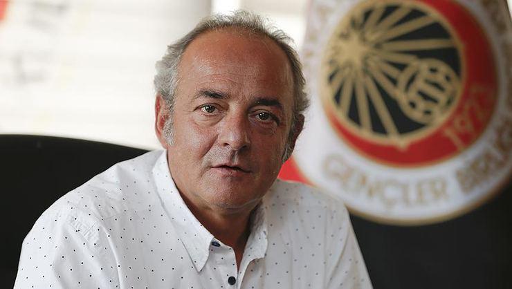 Gençlerbirliği'nde Murat Cavcav dönemi sona eriyor
