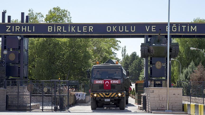 Zırhlı Birlikler darbe girişimi davasında karar