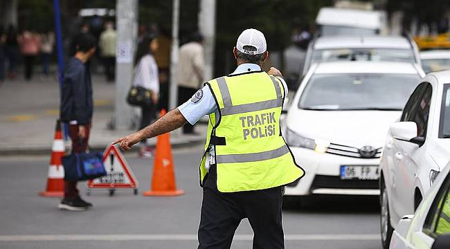 Ülke genelinde trafik güvenliği uygulaması