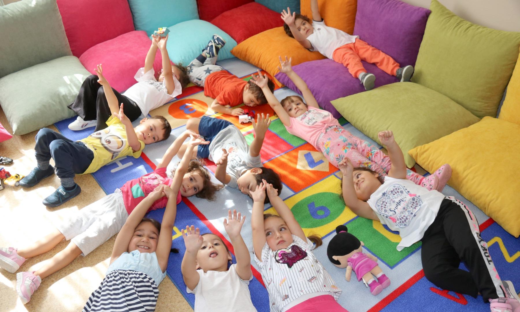 Çankaya Belediyesi kreşlerinde bin 500 öğrenci eğitim alacak