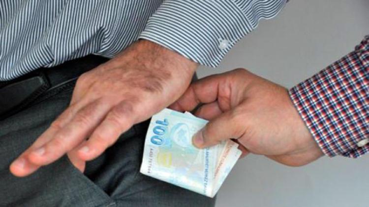 Bilirkişinin rüşvet pazarlığı polise takıldı
