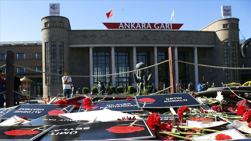 Ankara Garı davasının görülmesine devam edildi