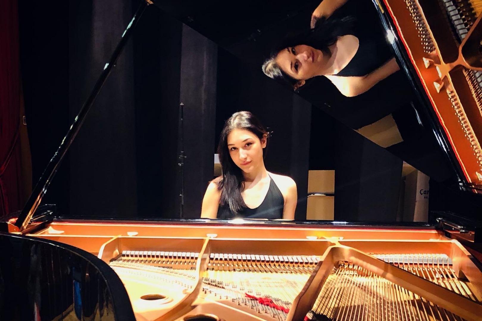 Çankaya'dan Dünya Sanat Günü'nde piyano resitali