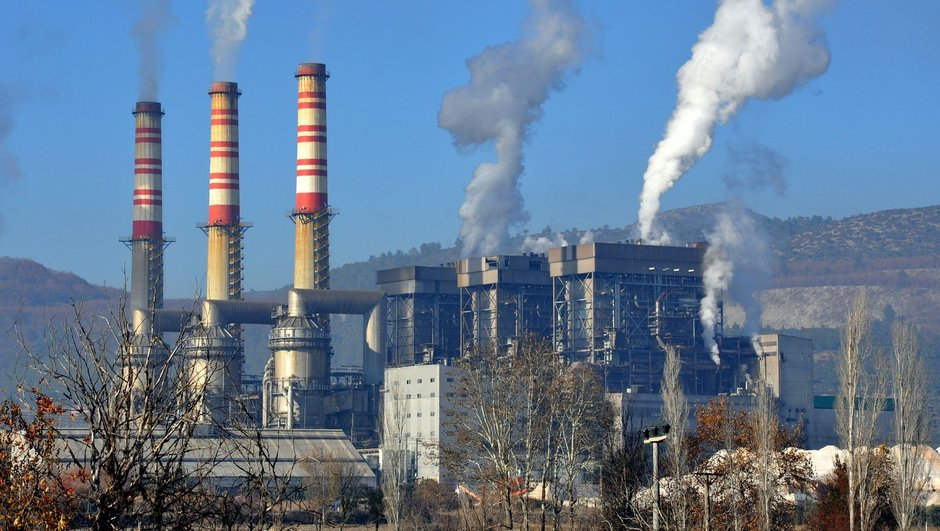 """""""Kömürlü termik santrallere dikkat!"""""""