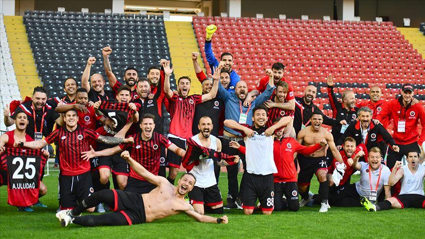 Gençlerbirliği'nin Süper Lig hasreti kısa sürdü
