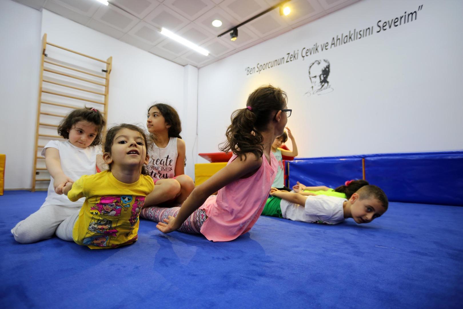 Yenimahalle'de yaz okulları başlıyor