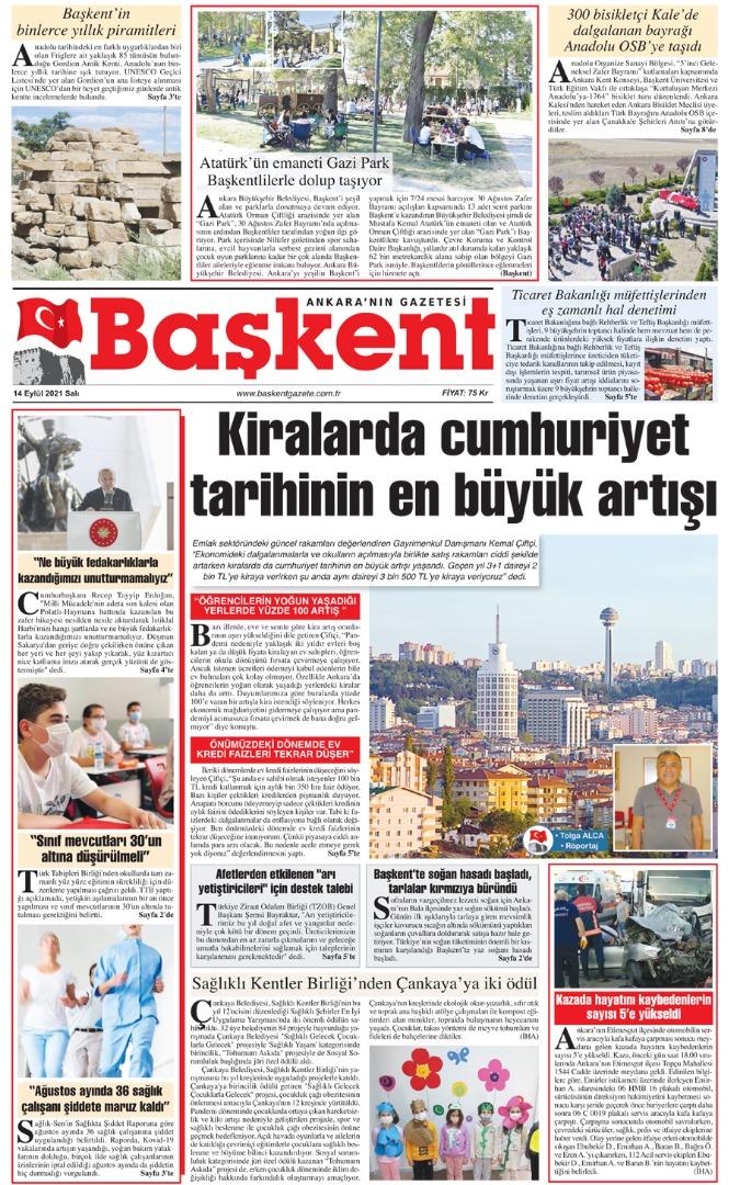 BAŞKENT GAZETESİ
