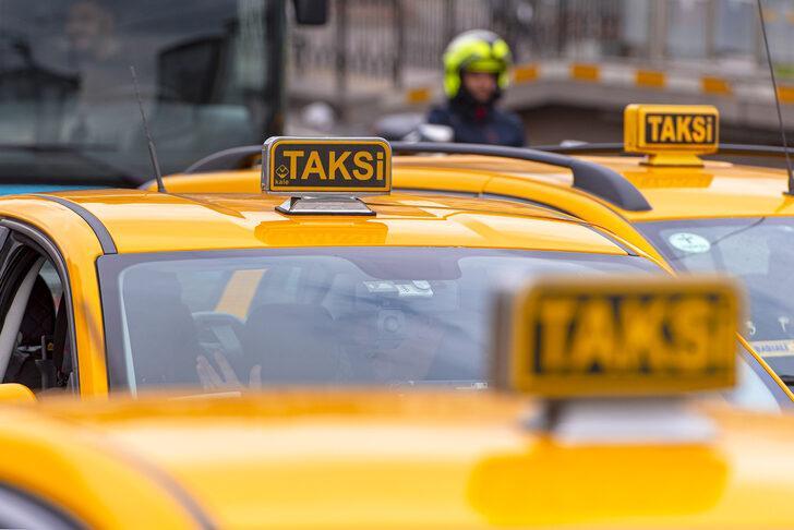 Taksimetrelere yeni tarifeler geçerlilik tarihinden 20 gün öncesinde yüklenebilecek