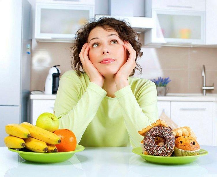 Diyet yapmak aç kalmak değildir