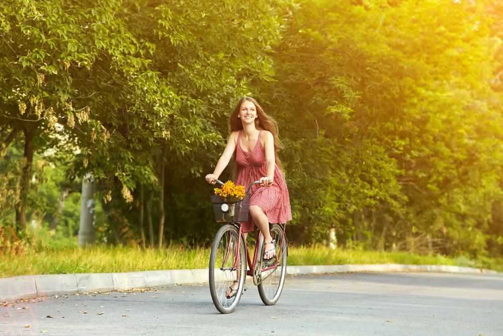 Ankara birlikte yürümeye ve bisiklet binmeye hazır