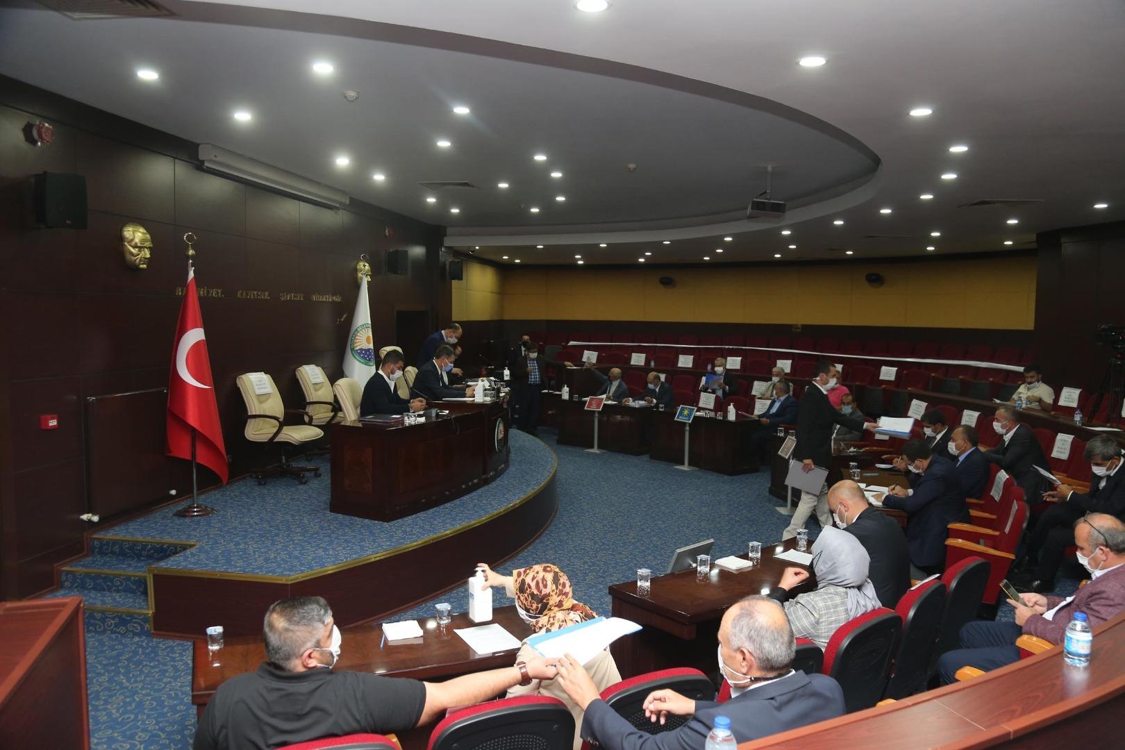 Gölbaşı Belediyesi 2021 Mali Bütçesi Meclisten geçti