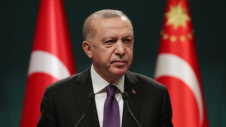 Cumhurbaşkanı Erdoğan, 8. Cumhurbaşkanı Turgut Özal'ı andı