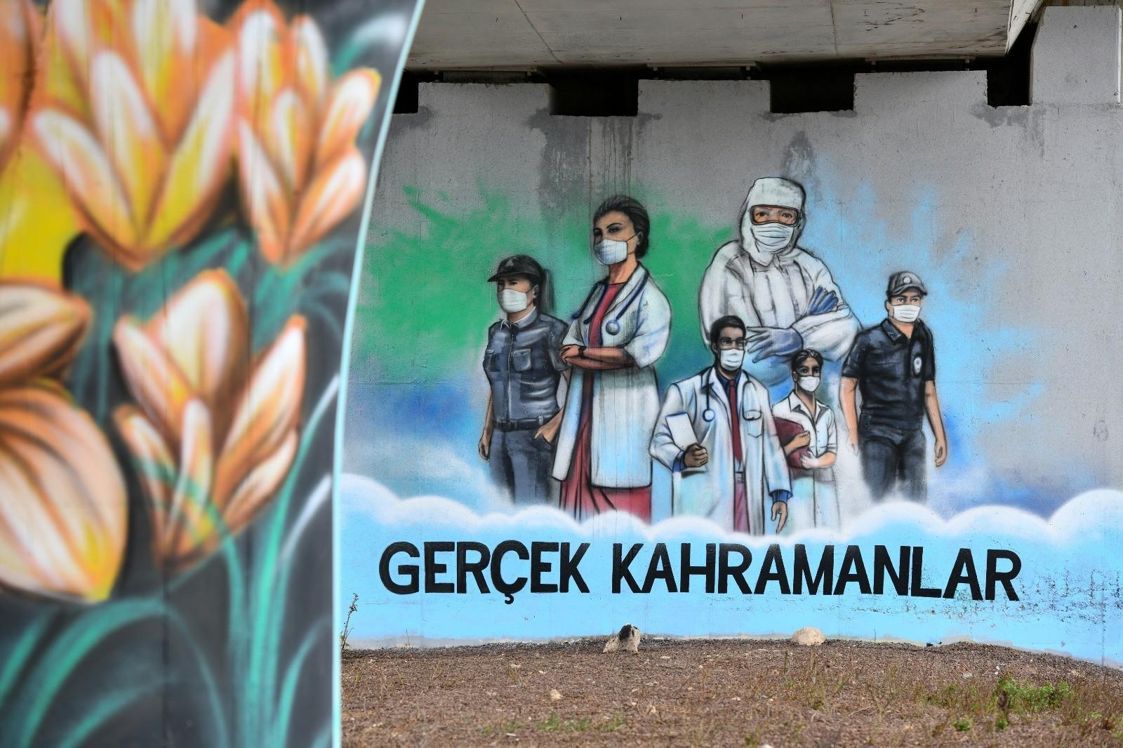 Ankara Büyükşehir Belediyesi sağlık çalışanlarını unutmadı