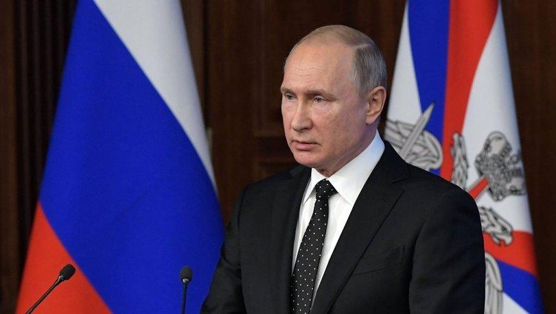 Rusya Devlet Başkanı Putin: Trump'ın DEAŞ yorumuna katılıyorum