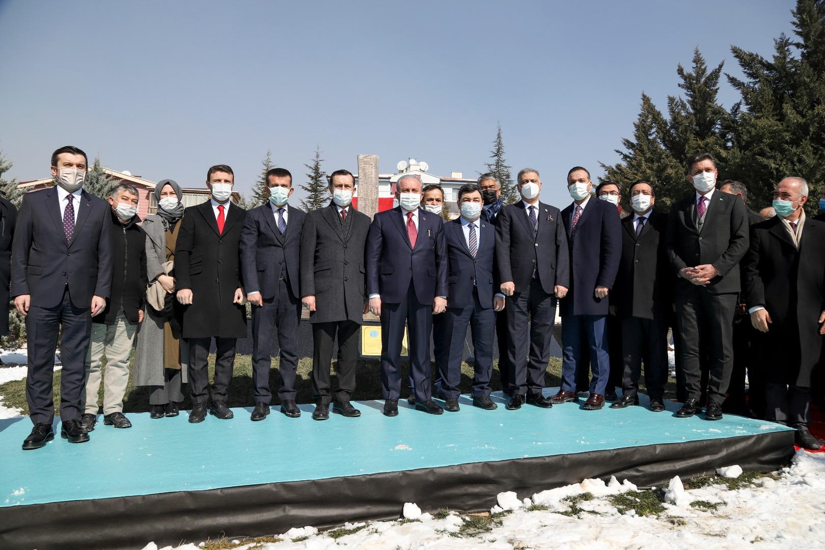 Türk Dünyası Tonyukuk Parkı