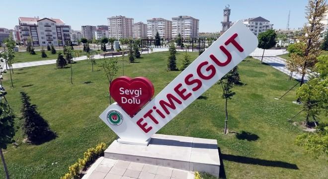 Etimesgut Belediyesi kent mobilyaları alacak