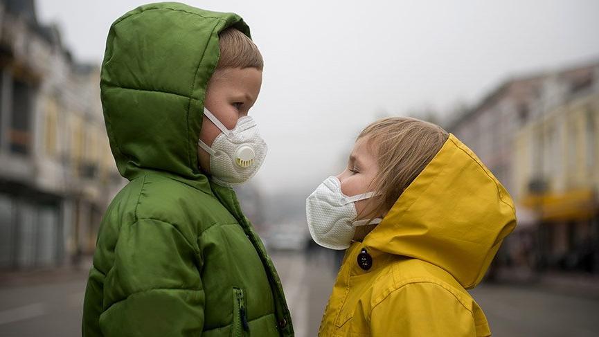 Koronavirüs, çocukları daha az enfekte ediyor