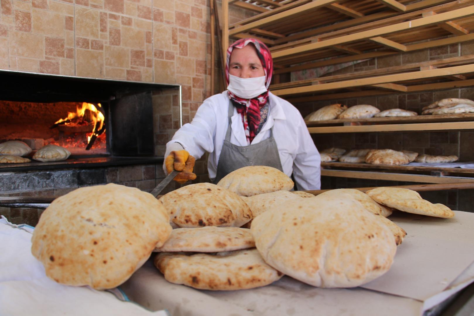 Yarım asırlık ekmek tecrübesiyle kendi işini kurdu