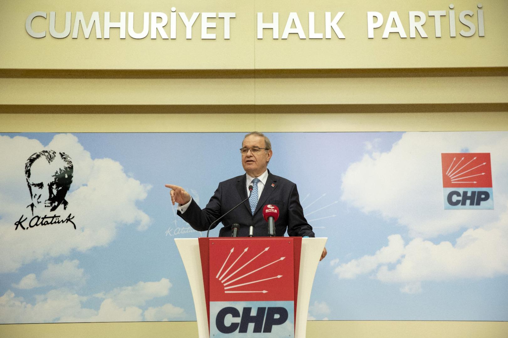 Öztrak: Bu kurultay, CHP'nin iktidar kurultayıdır