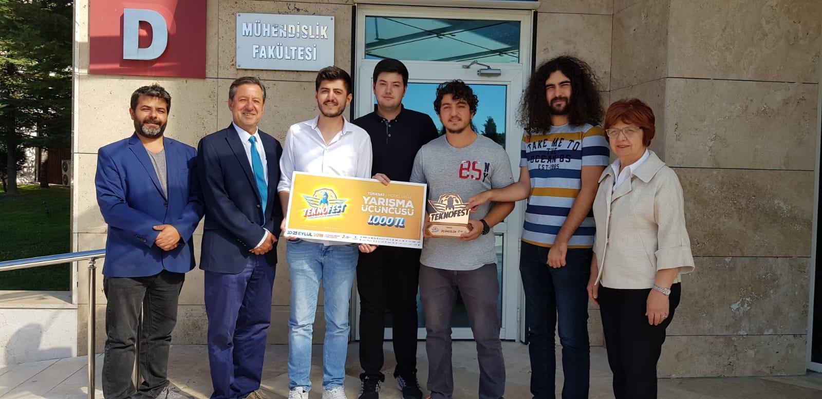 Başkent Üniversitesinin öğrencilerinin