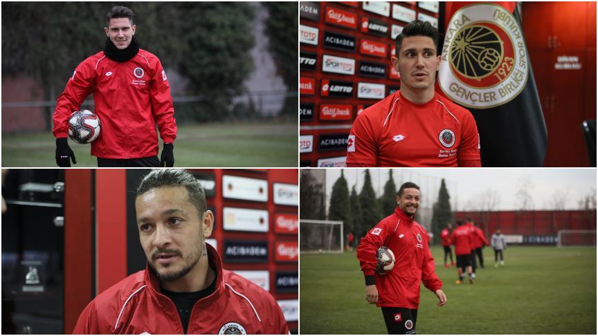 Gençlerbirliği Süper Lig hedefine kilitlendi